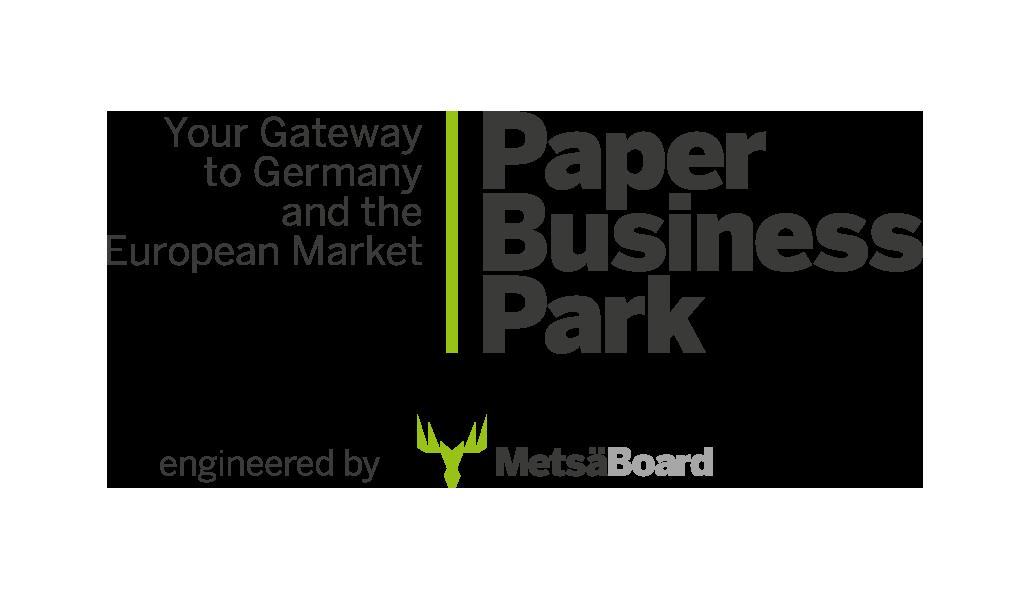 Paper Business Park – Logo